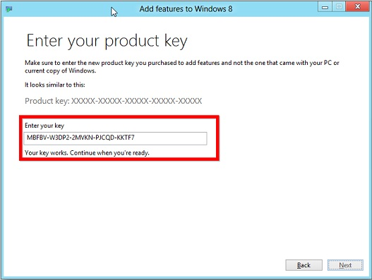activation product key for windows 8.1