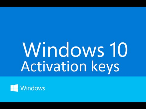 windows 10 image license key