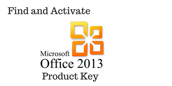 download office 2013 enter product key