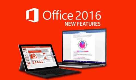 Microsoft Office 2016 Features
