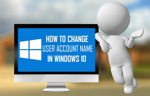How to Change Username on Windows 10