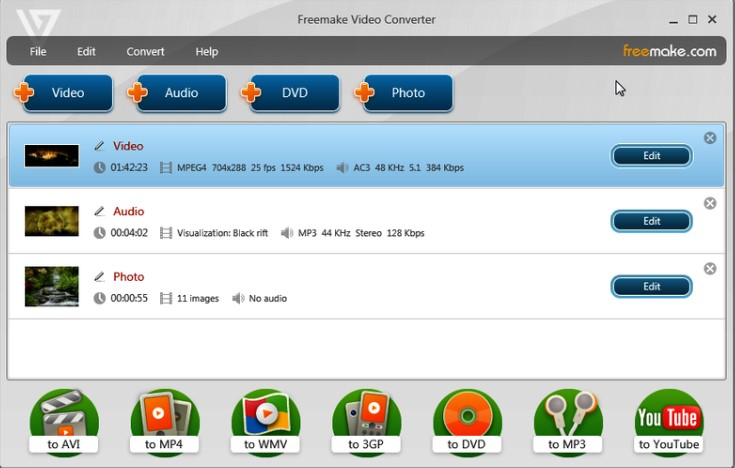 Freemake video converter Activation key for Free