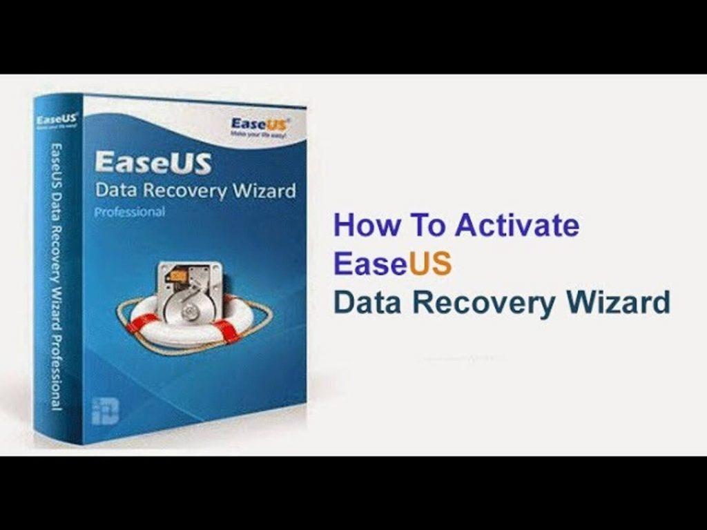 Active la recuperación de datos de Easeus a través del código de licencia de recuperación de datos de easyus