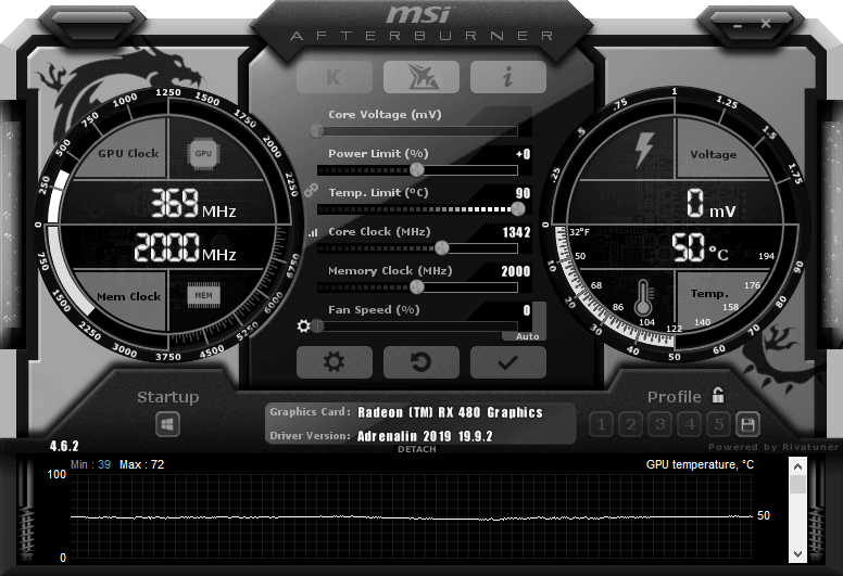 MSI Afterburner Download for PC