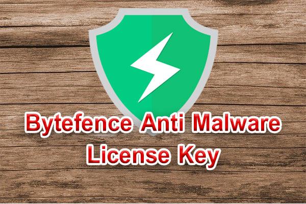 bytefence license key free